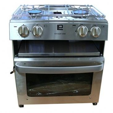 Freestanding COOKER VOYAGER 4500 DELUXE NO IGNITION